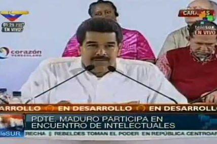 (VIDEO) Maduro participa en Encuentro de...