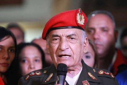 Mayor General Pérez Arcay denuncia manipulación...