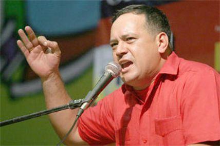 """Diosdado Cabello: """"Estaremos activos en las Plazas..."""