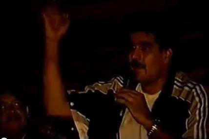 (VIDEO) Esto estaba haciendo Maduro y Cilia Flores...