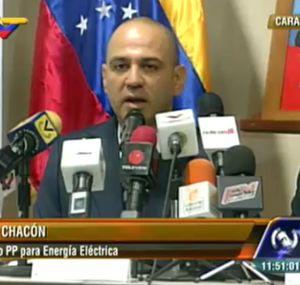 Ministro Chacón anunció esquema escalonado para...
