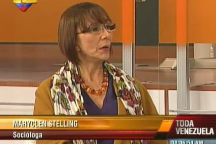 (VIDEO) Maryclen Stelling: Las voces críticas del...