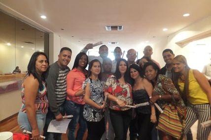Trabajadores del Hotel Venetur Residencias Anauco...