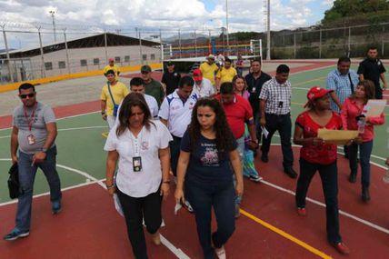 Ministra Varela inauguró I Juegos por la Libertad...