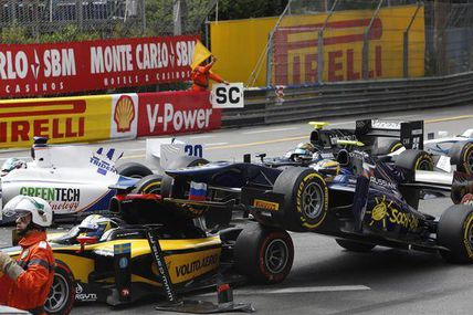 GP2: Johnny Cecotto desaprovecha su pole position,...