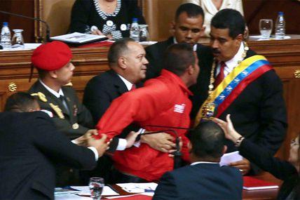MP acusó a Yendri Sánchez por interrumpir acto...