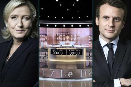 Marché du travail, chômage... La pédagogie de Macron a eu raison du simplisme de Le Pen