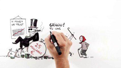 Dossier des retraites: un choix de société (vidéo)