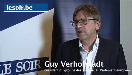 Good Morning Europe : Guy Verhofstadt