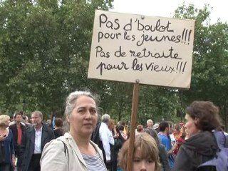 La manif du 23 à Paris