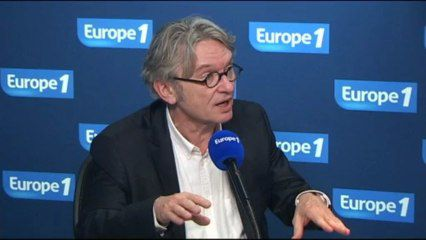 > JEAN-CLAUDE MAILLY SUR EUROPE 1 - 100413