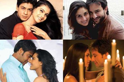RT @filmfare: Kajol with Ajay or SRK? Ash with...