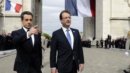 Nicolas Sarkozy ferait mieux que François Hollande selon un sondage