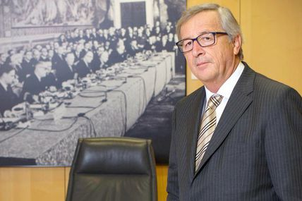 "Jean-Claude Juncker : "" Pas question de supprimer la dette grecque """