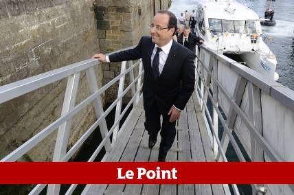 François Hollande est revenu sur le tweet de Valérie Trierweiller