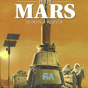 """""""Embarquement pour Mars"""", l'ouvrage de l'Association Planète Mars (APM) passe aujourd'hui le cap des 600 livres vendus, et le blog du journaliste Jean-François Pellerin le cap du millier de visiteurs, l'aventure continue..."""