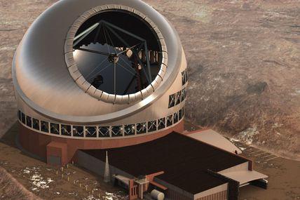 Un téléscope 10 fois plus puissant que Hubble pour détecter la vie extraterrestre.