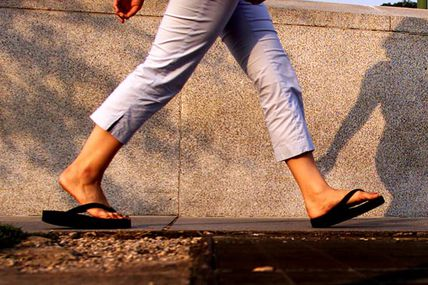 Against Flip-Flops: The Ubiquitous Footwear Are...
