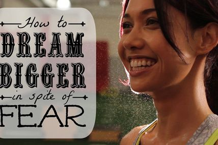 Start your #FF w/How to Dream Bigger in Spite of...