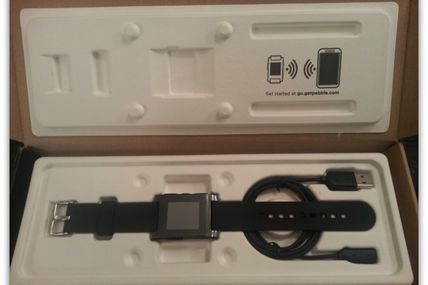 Pebble Watch – A Smartwatch with Potential...