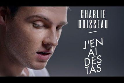 """""""J'en ai des tas"""", le premier single de Charlie Boisseau"""