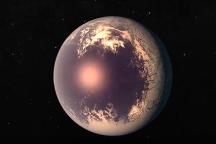 Le système Trappist-1 est il habité par des extraterrestres ?