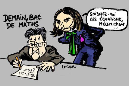 Jean-Luc Mélenchon interpelle Cédric Villani... qui lui répond sur Twitter
