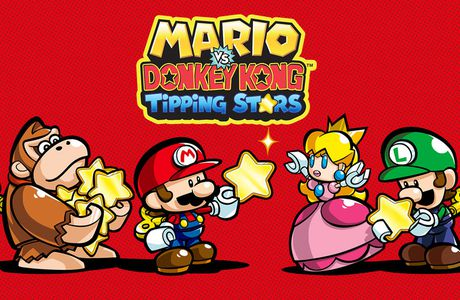 Mario vs Donkey Kong: Tipping Stars : Trailer de lancement
