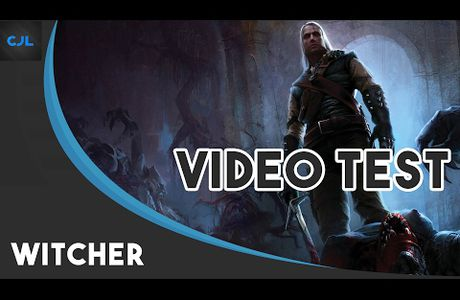 [Video Test] The Witcher (PC)