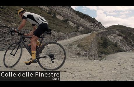 Colle delle Finestre (Susa) - Cycling Inspiration & Education