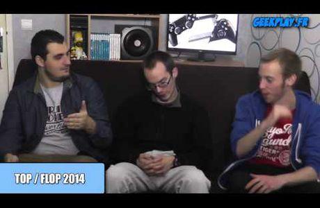 Discussion Geekologik [EP 06]: BILAN DE L'ANNEE 2014, TOP/FLOP, ATTENTES POUR 2015 // HD