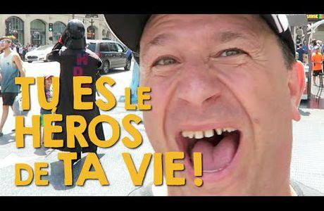 Tu es le héros de ta vie ! (Vlog 19)