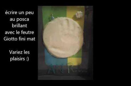 Cadre souvenir  🎂