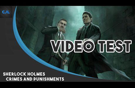 [Video Test] Sherlock Holmes: Crimes & Punishments