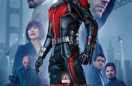 Un p'tit tour au ciné : Ant-Man