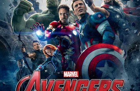 [I Cannot Keep Calm, I'm a FanGirl] Avengers : L'Ere d'Ultron