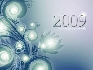 Meilleurs voeux pour 2009....