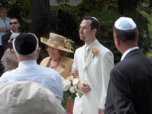 Mariage Sam et Judith