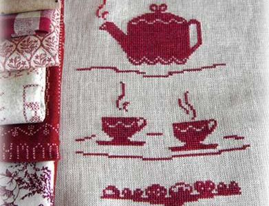 Amies - thé