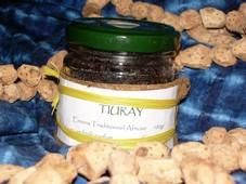 Le Tiuray, encens traditionnel africain, Incenso tradizionale africano