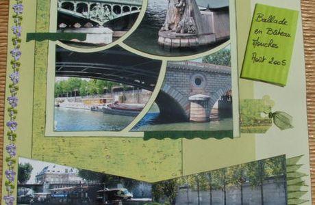 Nouvelle page : album Paris
