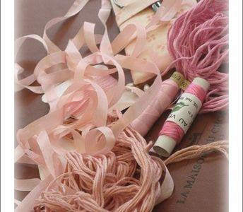 Carnet rose // Pink Delivery