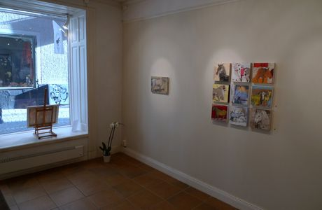 EXPO & VERNISSAGE Galerie Hippo Stockholm