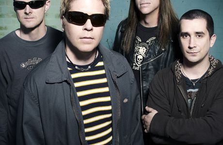 THE OFFSPRING/ punk-rock en Seine