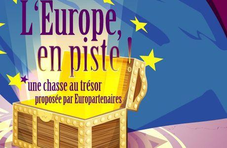 L'Europe en piste !