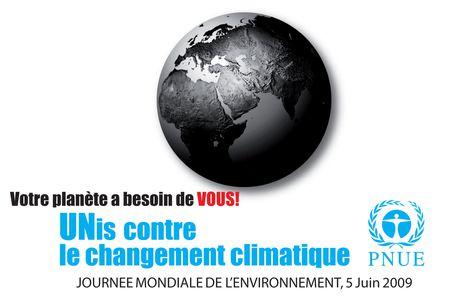 Le 5 juin, journée mondiale de l'environnement