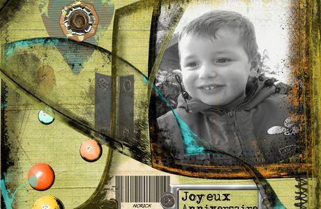 LOULOU 3 ans ......!!!!