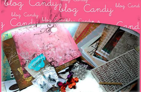 Blog Candy par Onirie