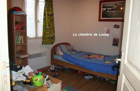 La chambre de Loulou, enfin un peu de changement !