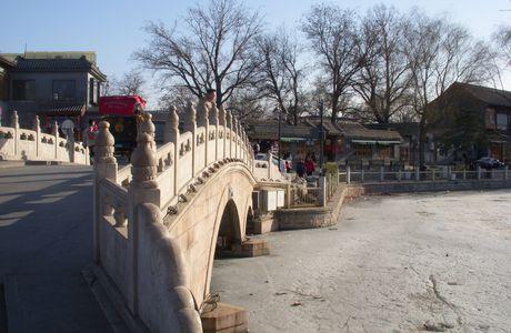 Album - Lac Beihai (Pékin)
